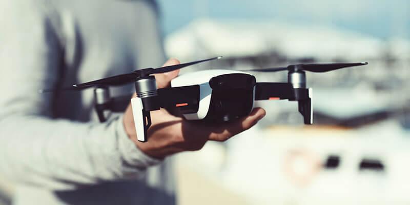 Alquiler drones eventos